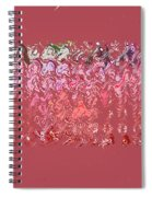 Paranormal Spiral Notebook