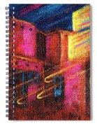 Paranormal Pueblos  Spiral Notebook