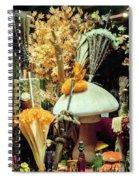 Parapluies Spiral Notebook