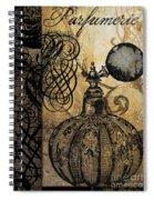 Parfumerie II Spiral Notebook