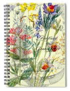 Parfums Godet Paris Spiral Notebook