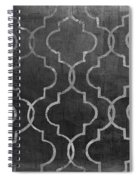 Paris Apartment II Spiral Notebook
