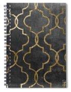 Paris Apartment IIi Spiral Notebook
