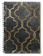 Paris Apartment IIi Spiral Notebook