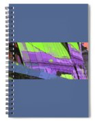 Paris Arc De Triomphe Spiral Notebook