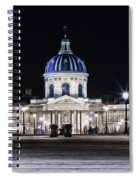 Paris At Night 20 Spiral Notebook