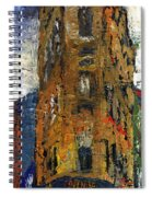 Paris Hotel 7 Avenue Spiral Notebook