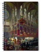 Paris: Notre Dame, 1841 Spiral Notebook