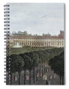 Paris: Palais Royal, 1821 Spiral Notebook