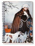 Parisian Style, 1921 Spiral Notebook