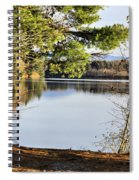 Park And View Spiral Notebook