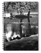 Park Life Spiral Notebook