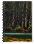 Park Refuge Spiral Notebook