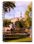 Park University Spiral Notebook