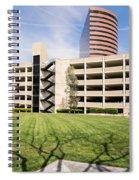 Parking Garage Spiral Notebook