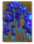 Parking Lot Palms 1 16 Spiral Notebook