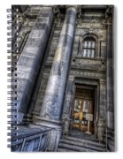 Parliament House Spiral Notebook
