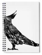 Parrot-black Spiral Notebook