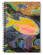 Parrot Fish Are Transgendered  Spiral Notebook