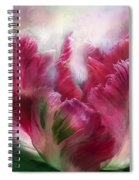 Parrot Tulip 2 Spiral Notebook