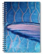 Parrotfish Scales Spiral Notebook