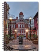Parry Court Spiral Notebook
