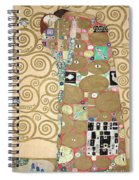 Part Of The Tree Of Life, Part 8 Spiral Notebook