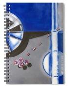 Partical Emitter Spiral Notebook