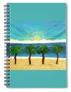 Partners In Shine Spiral Notebook