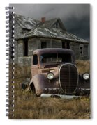 Partners In Time Spiral Notebook