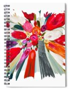 Party Bouquet IIi Pf Spiral Notebook
