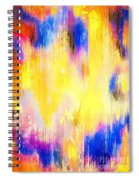 Party City Spiral Notebook