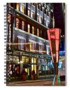 Party In Cleveland Spiral Notebook
