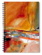 Party Lines Spiral Notebook