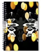 Party Petals Spiral Notebook