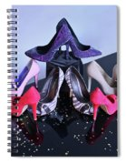 Party Shoes Spiral Notebook