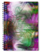 Passage Through Life Spiral Notebook