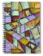 Passages Spiral Notebook