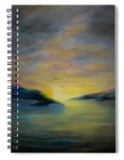 Passageway Sunrise Spiral Notebook