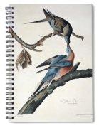 Passenger Pigeon Spiral Notebook