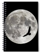 Passing By Spiral Notebook