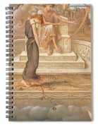 Passing Days Spiral Notebook