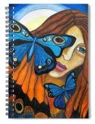Passing Spiral Notebook