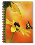 Passion 3 Spiral Notebook