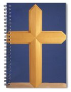 Passion Cross Spiral Notebook