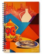 Passion For Life.2 Spiral Notebook
