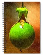 Great Passion Fruit Spiral Notebook