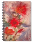 Passion In Three Spiral Notebook