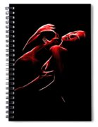 Passion Spiral Notebook