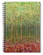 Passion Sweet Spiral Notebook